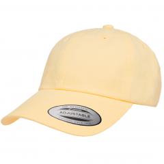 Кепка FlexFit 6245PT Dad - Yellow