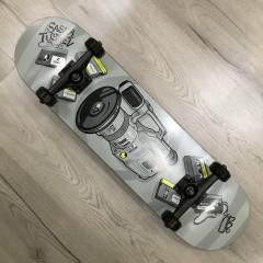 "Скейтборд Footwork 2020 Carbon Tushev VX1000 8.25"""